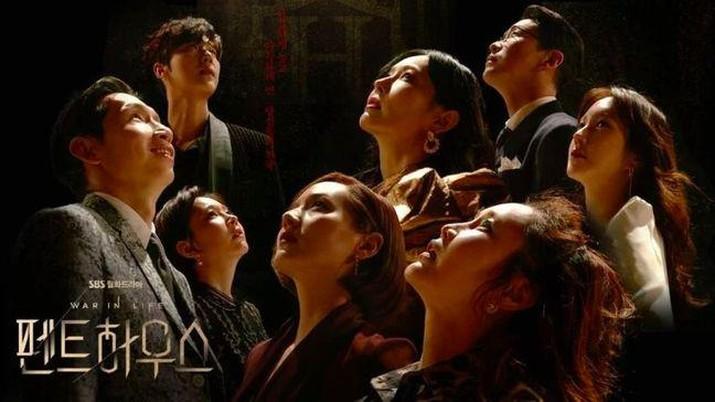 10 Drama Korea rating tinggi Sepanjang 2021