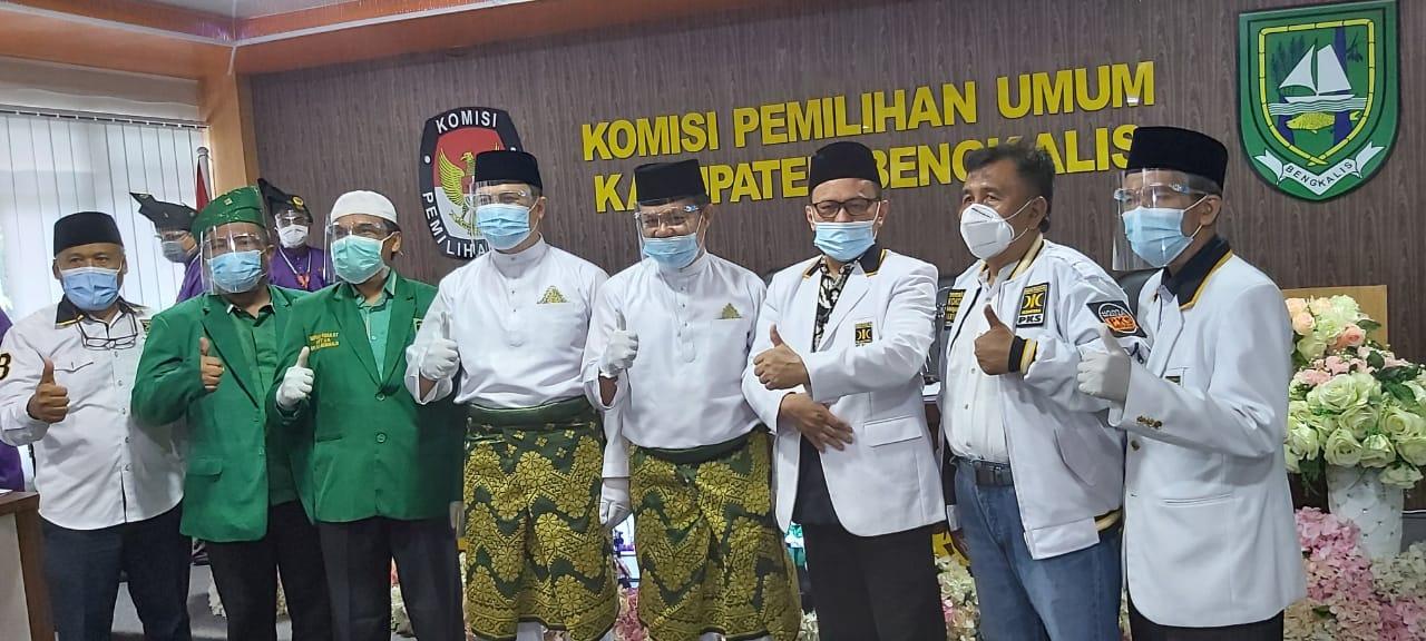 Tim Kesehatan AMAN, dr. Elfiedi : Beliau H. Abi Bahrun Cukup Sehat