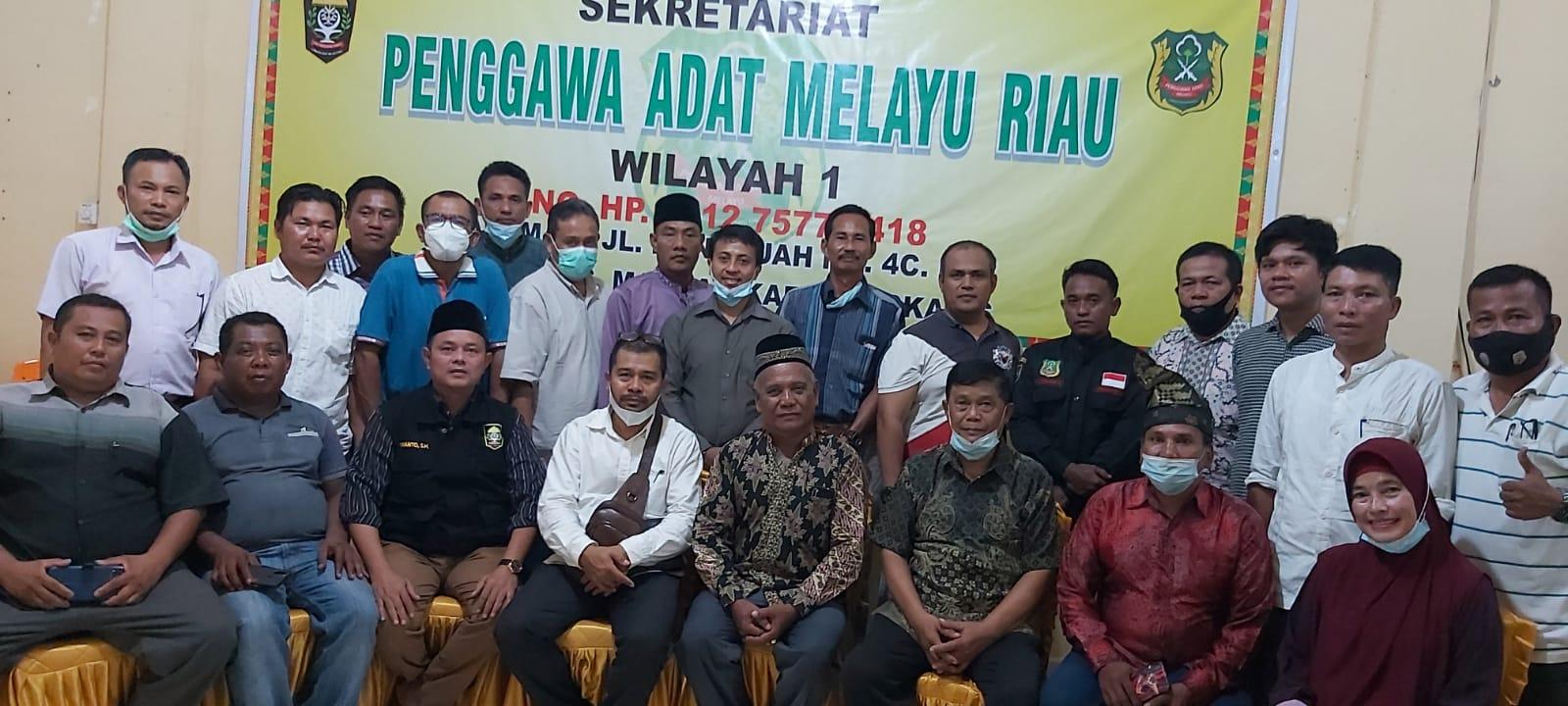 Lokal Bisnis Development (LBD) Duri, Rapatkan Barisan Dibawah Panggawa Adat Melayu
