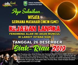 Saksikan Gerhana Matahari Cincin Pwi Riau Goes To Astro