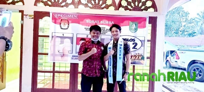 Promosi Pulau Rupat Dikancah Nasional, Putra Terbaik Bengkalis Harapkan Dukungan
