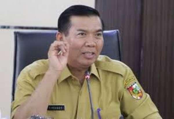 Inspektorat Kampar dan  AW mantan bendahara RSUD.ada apa?
