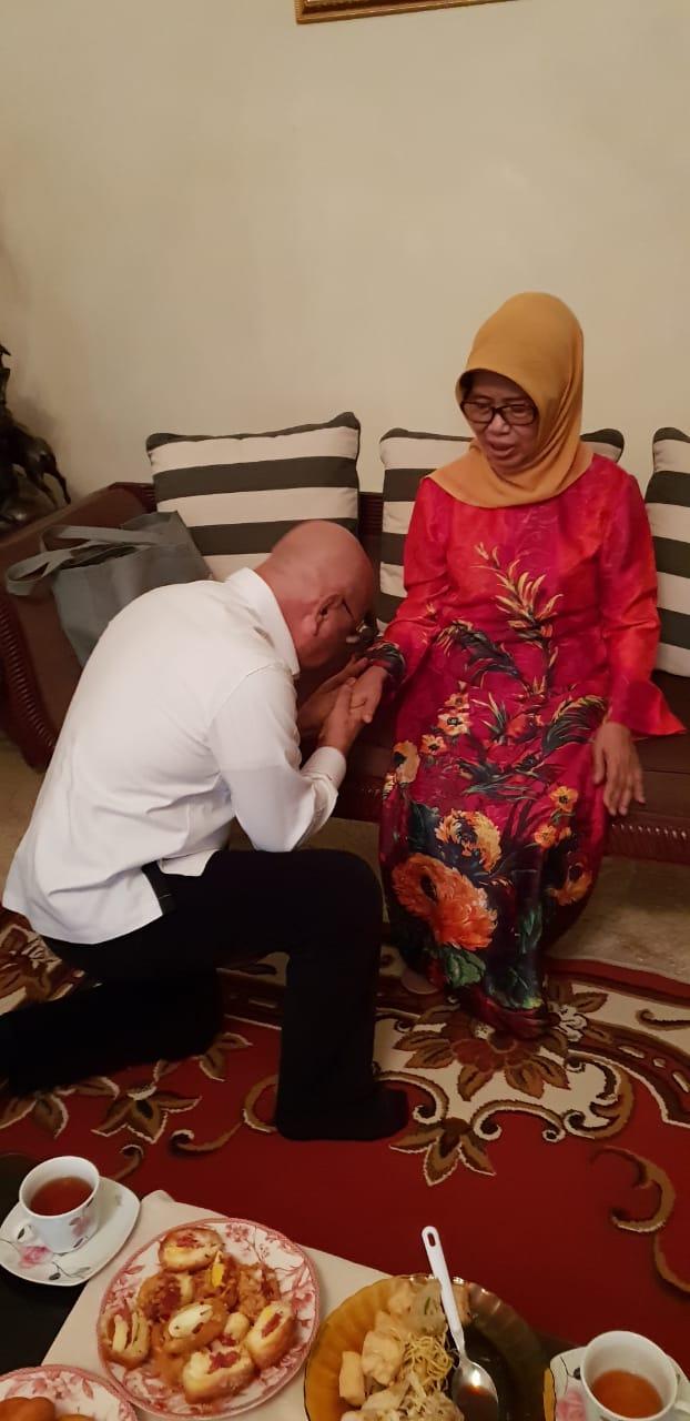 ReJO Sampaikan Duka Cita Atas Wafatnya Ibunda Jokowi