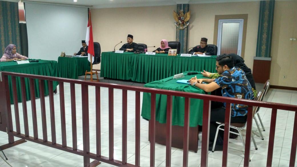 Kejari Rohil tolak disidangkan KI Riau