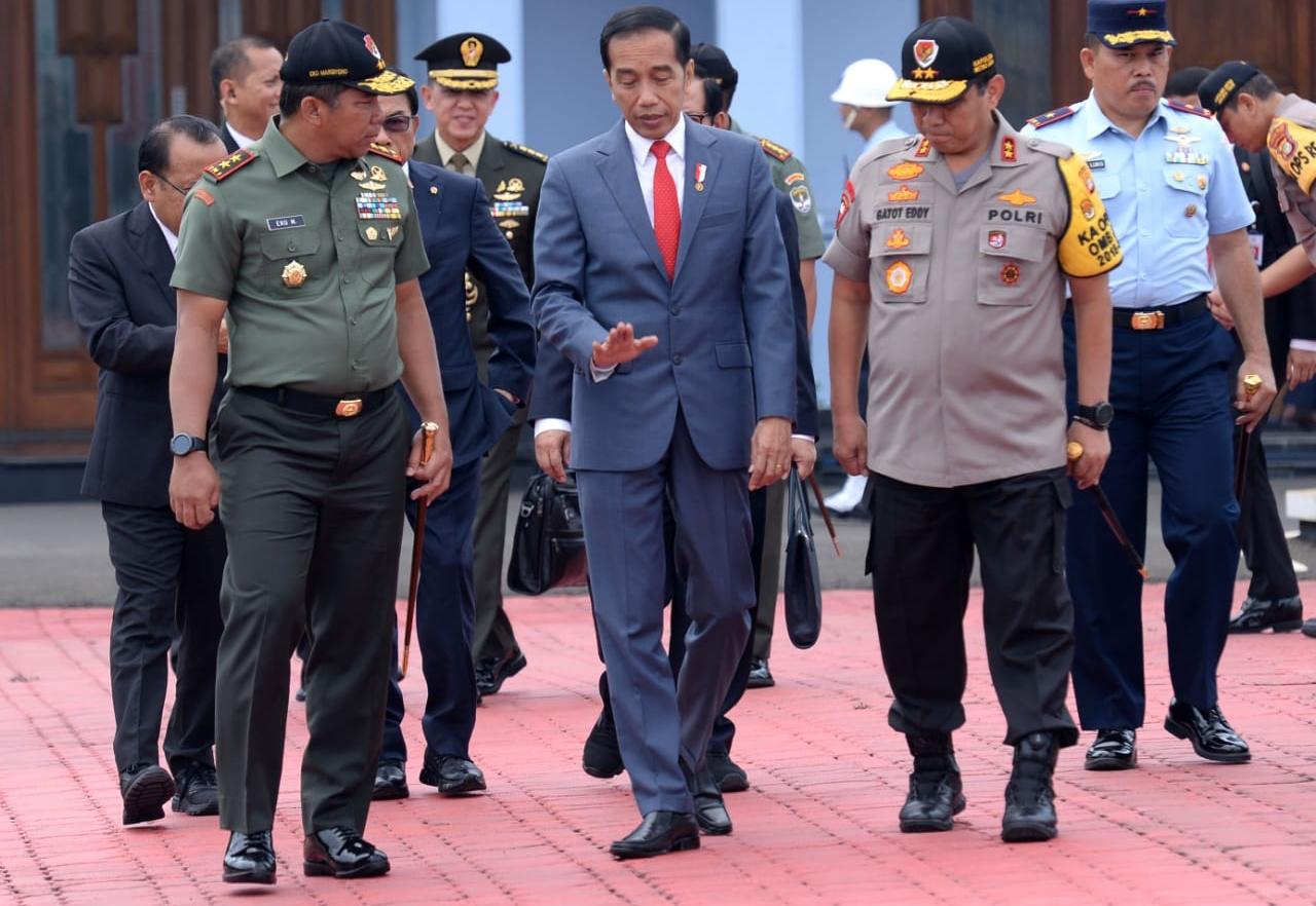 Bertolak ke Singapura, Presiden Jokowi Akan Bertemu dengan PM Lee Hsien Loong