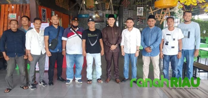 """Nostalgia di Kampung Halaman, Paslon """"SAH"""" Turut Dititipkan Amanah"""
