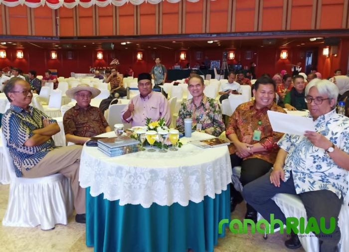 Dari Jakarta, Dr.Elviriadi sebut Silvikultur Pemicu Deforestasi