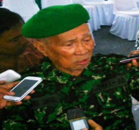 Riau Berduka, Tokoh Pejuang Abbas Jamil Meninggal Dunia