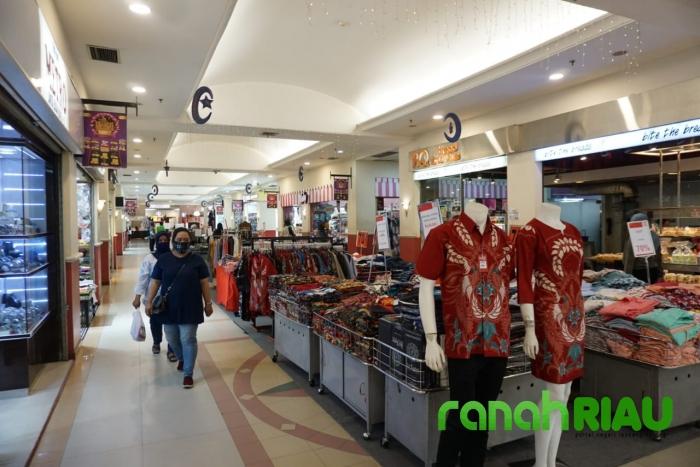 Mal Pekanbaru programkan Bazar back to School
