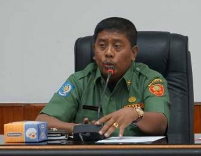 Dwi Agus Sumarno Konsultasi Dengan 5 Pakar di Riau