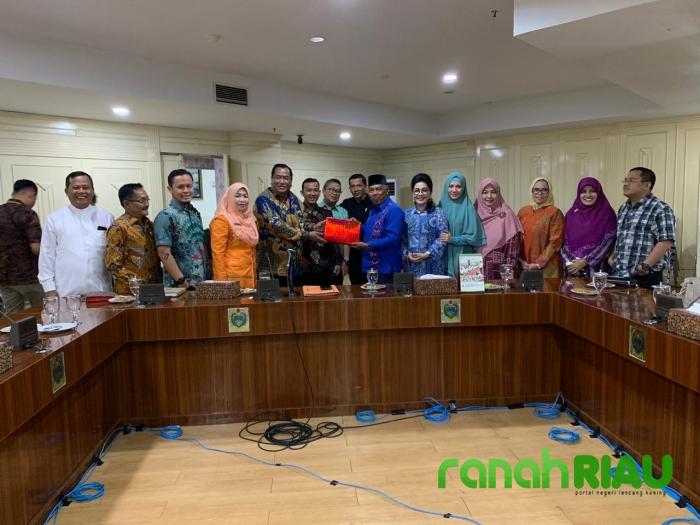 Komisi V DPRD Riau Pelajari Teknis Bantuan Rumah Ibadah ke Pemprov Sumut