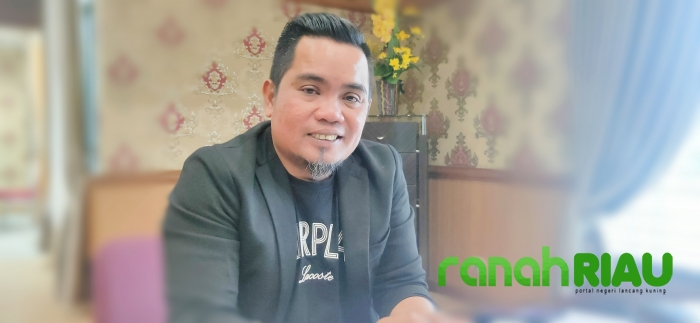 Anggota DPRD DKI Terkena Covid 19 Usai Kunker ke DPRD Riau, Zukri : Belum Tentu Kami Penyebabnya