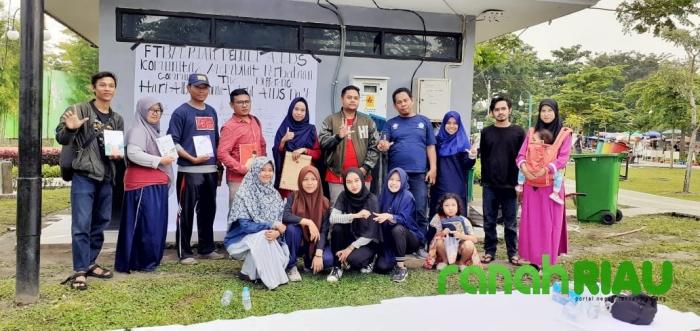 Peringati hari AIDS, FTBM Riau gelar diskusi