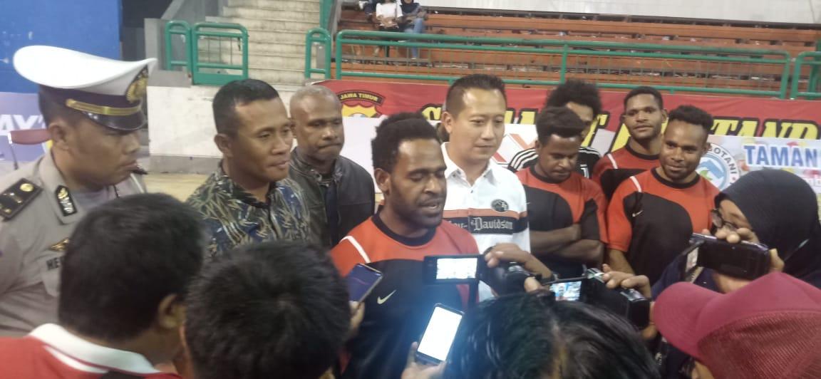 Mahasiswa Papua Di Jember Dukung Kondusifitas Wilayah