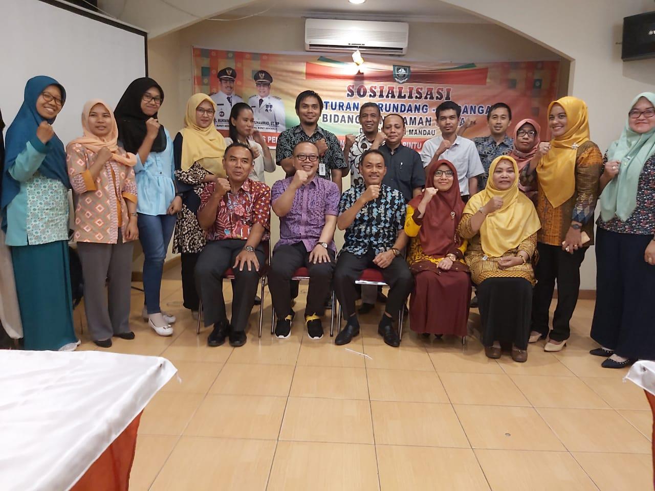 PPDPM Riau Sosialisasikan UU Penanaman Modal di Duri