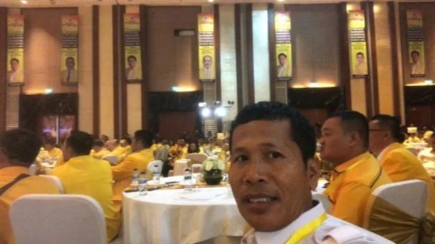 Akhirnya DPP Golkar, Tunjuk Eet Sebagai Ketua DPRD Riau, Periode 2019-2024