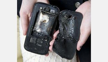 Ilmuwan Arab Saudi Ciptakan Ponsel yang Bisa Meledak Sendiri