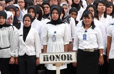 Setahun Sudah Honorer K-II Pekanbaru Belum Terima NIP