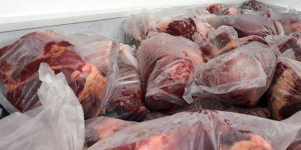 Disperindag Pekanbaru Klaim 3 Ton Daging Sapi Beku Laris Terjual
