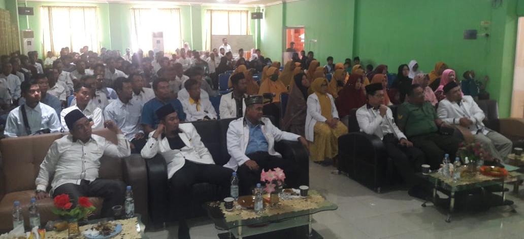Antusias masyarakat ikuti training Orientasi PKS di Inhu