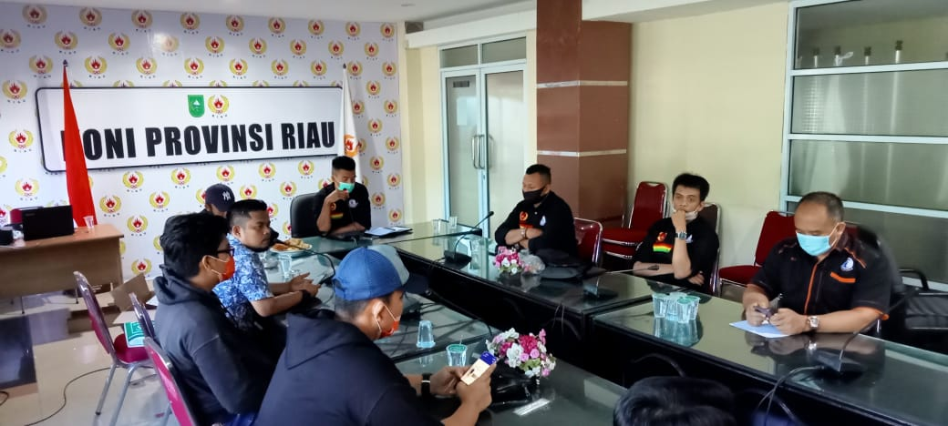 Mediasi II BAORI, Muaythai se-Riau Lakukan Rakor dan Konsolidasi Organisasi