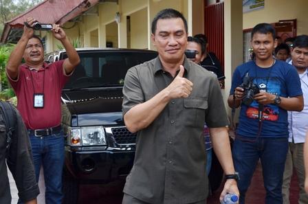 PPH Minta Agar Bupati Rokan Hulu Suparman di Jemput Paksa
