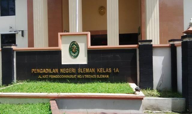 PN Sleman diminta tunda eksekusi rumah di Mlati