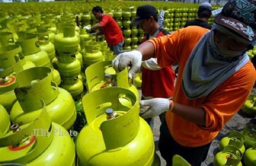 Disperindag Pekanbaru Jamin Pasokan Gas Melon Aman