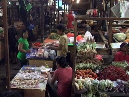Asap Selimuti Pekanbaru, Jual Beli di Pasaran Turun 30 Persen