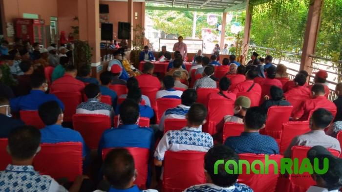Hasil Rapat, Koalisi H Halim - Komprensi Sepakat Ardi Nasri Jadi Ketua Tim Pemenangan