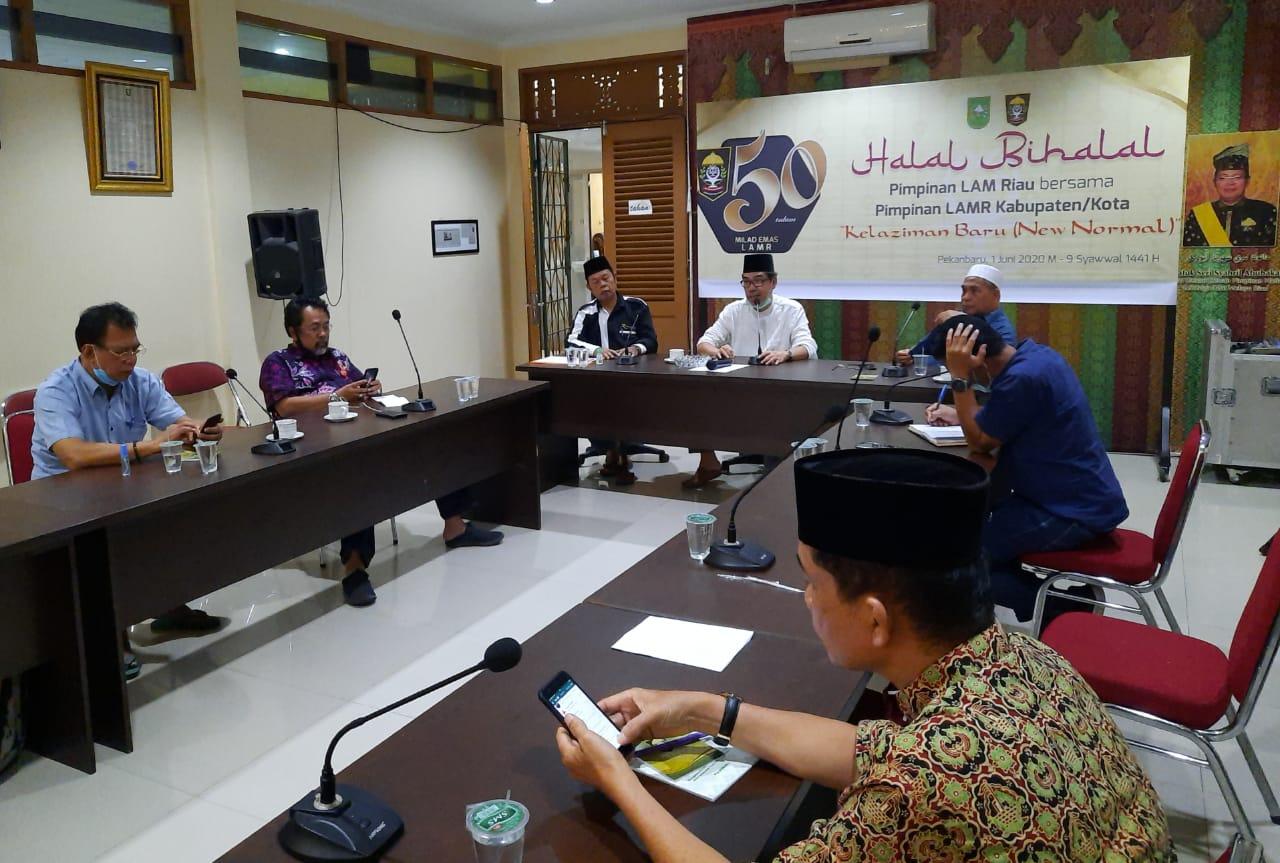Peringati Milad Emas, LAM Riau gelar sejumlah Kegiatan