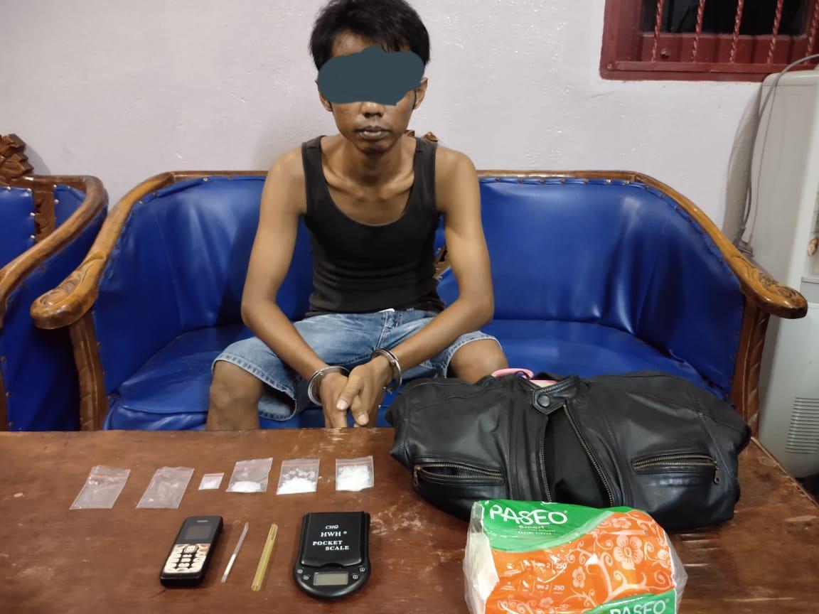Unit Reskrim Polsek Mandau, Cokok Warga Pematang Pudu Duri