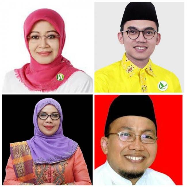Ini 4 Nama Calon Anggota DPD RI dari Riau yang Bakal Melenggang ke Senayan