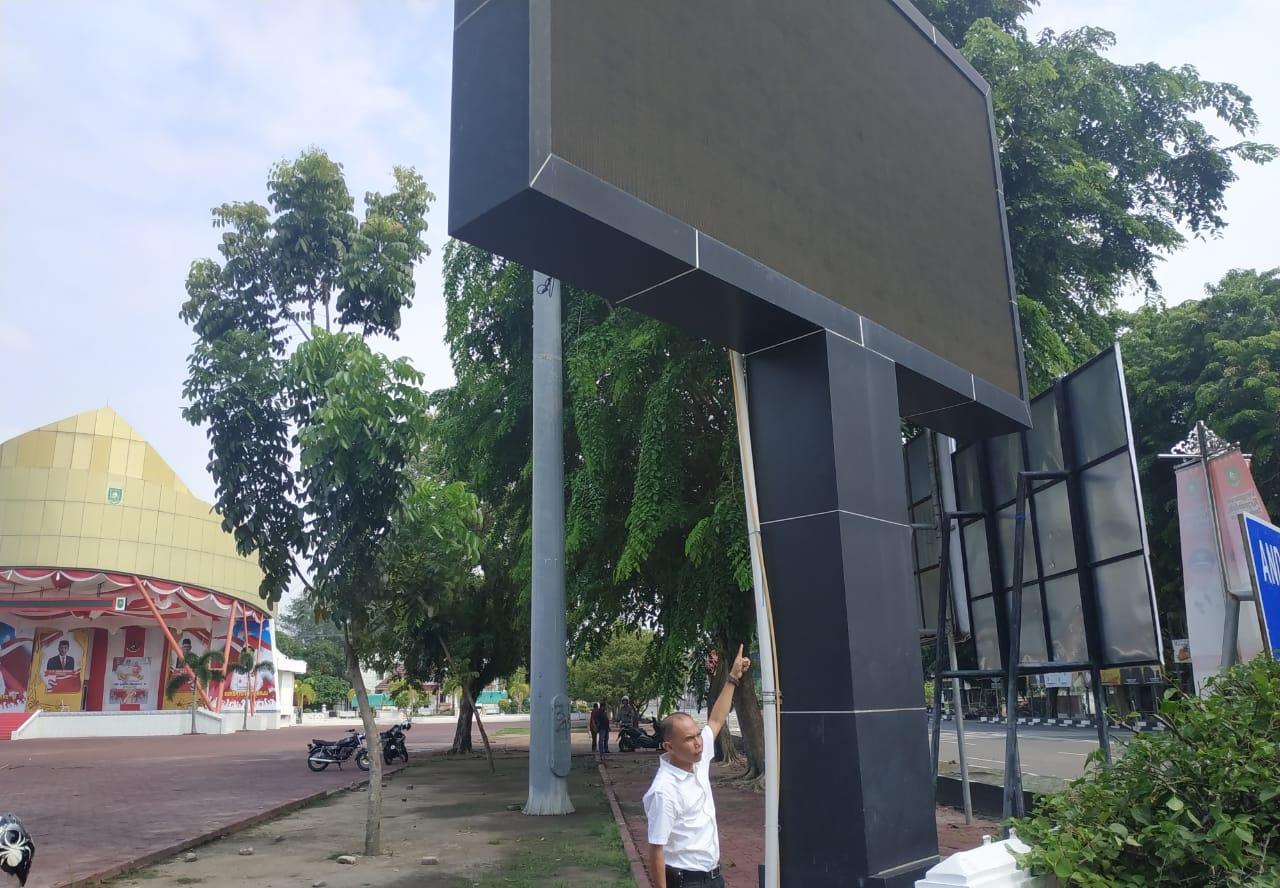 LSM PERKARA Riau Pinta Kejari Bengkalis Periksa Dugaan Korupsi Videotron