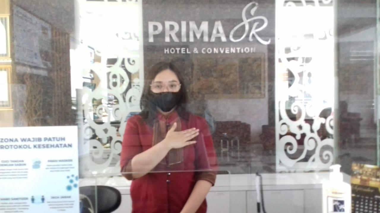 Prima SR Hotel Terapkan Protokol Kesehatan, Tingkat Hunian di Prima SR Hotel Mulai Naik
