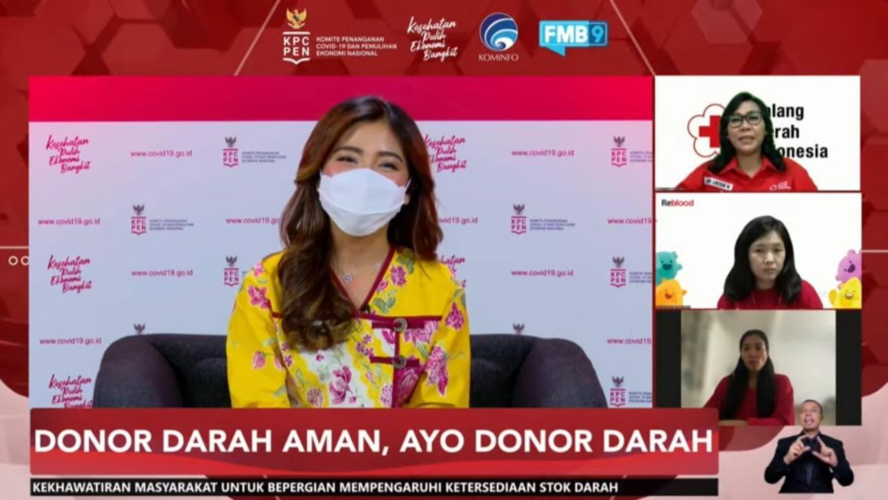PMI ajak masyarakat donor darah untuk membantu Sesama