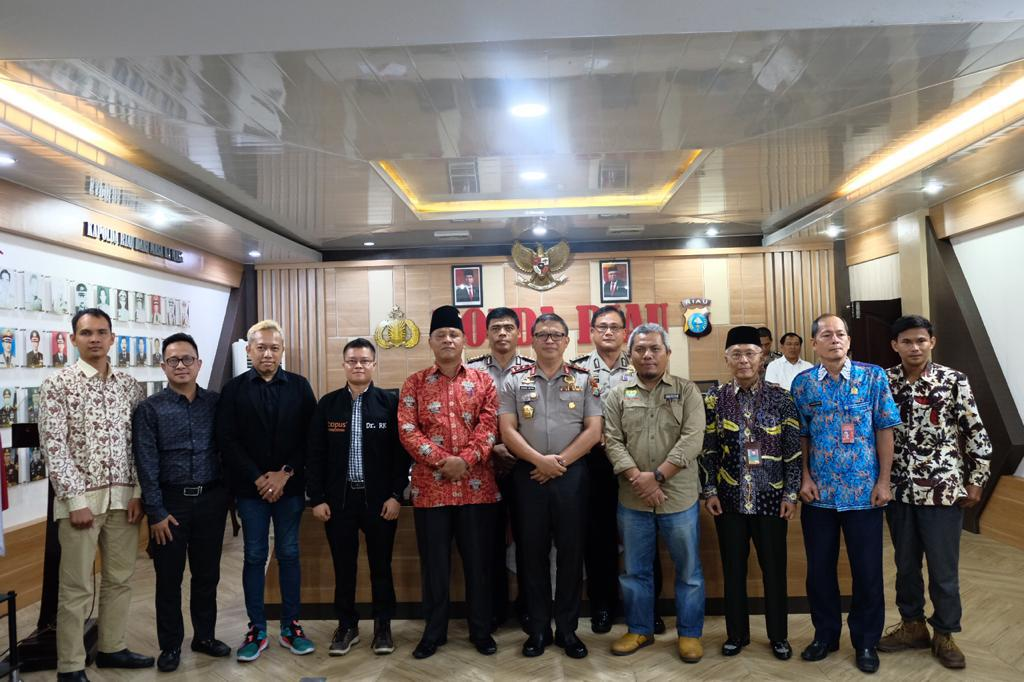 Undang para pakar dan akademisi lingkungan, Polda Riau bahas karhutla