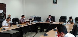 Perjuangkan Nasib SMA PGRI, Komisi IV DPRD Inhil Gelar Hearing