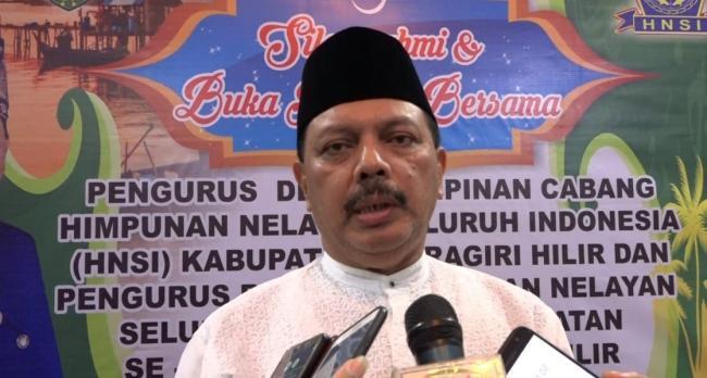 Sekda Sebut HSNI Sarana Penyalur Informasi..