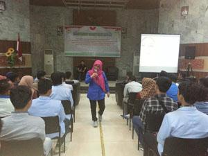 IA Ajak BEM se-Riau Diskusi