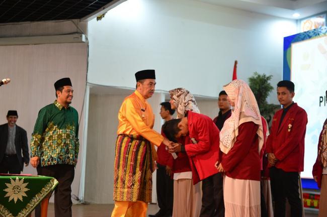 Syamsuar : Muhammadiyah adalah Partner dalam pengembangan kemajuan daerah