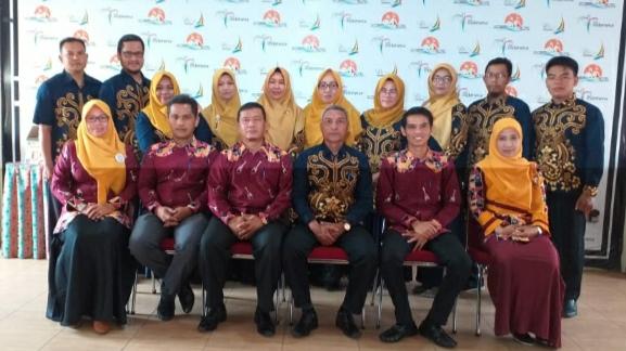 KPU Kuansing, Tetapkan Jumlah Kursi Parpol Pemilu DPRD Kuansing 2019