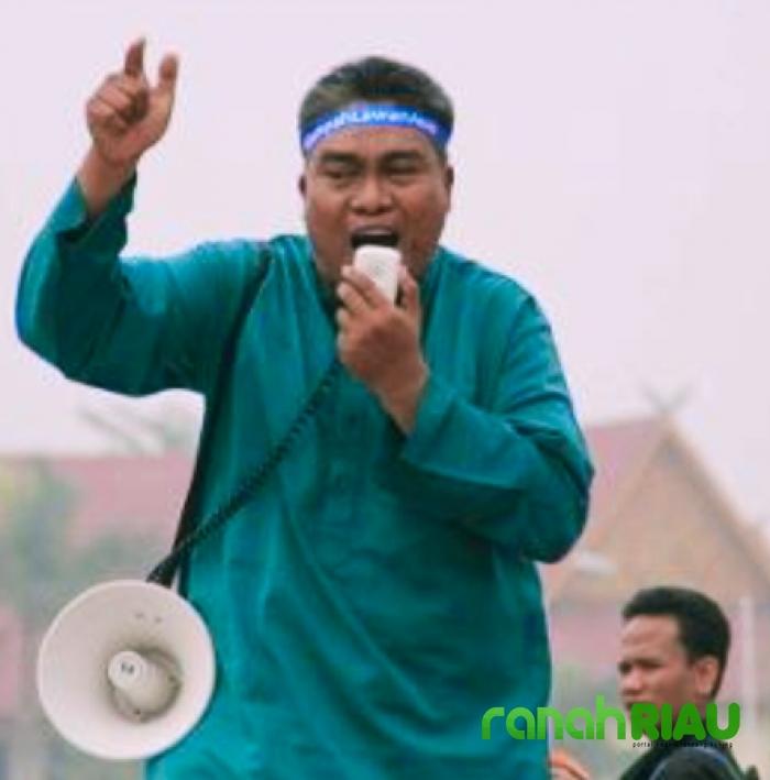 Dihubungi Pak Wan: Dr.Elviriadi minta Syamsuar Pakai Jurus Tai Chi Lekiu
