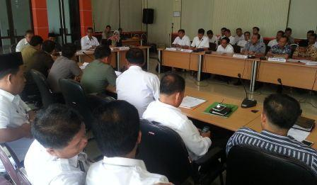 DPD RI Gelar RDP dengan Lima Kabupaten/Kota di Riau