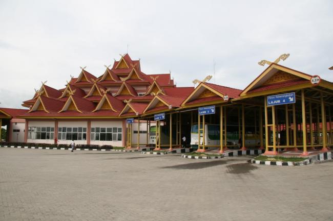 Kemenhub Segera Ambil Alih Terminal Payung Sekaki dari Pemko Pekanbaru
