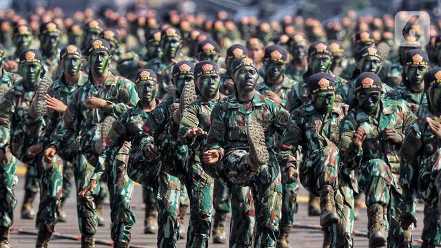 Resmi, Presiden Keluarkan Kebijakan Warga Sipil bisa dapat Pangkat Militer