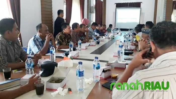 KUD Langgeng Gugat PT. Citra Riau Sarana, ke Pengadilan Negeri Pekanbaru.