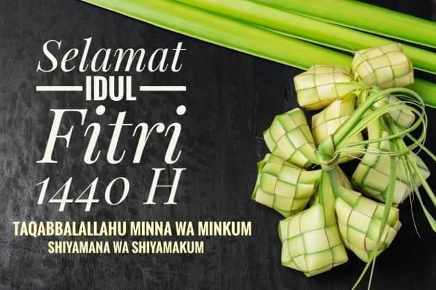 Idul Fitri 1440 H dalam Semangat Transformasi