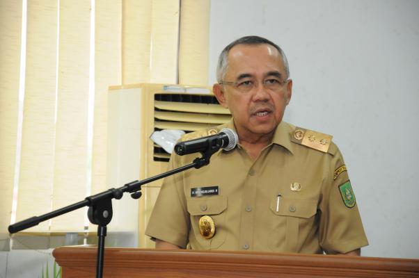 Pemprov Riau Wacanakan Rp52 Miliar
