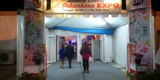Pekanbaru Expo di Purna MTQ Sediakan Gula dan Beras Murah